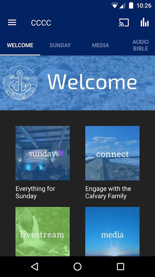 Calvary Chapel Cape Cod- screenshot