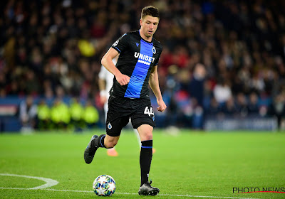 Le Club de Bruges prolonge Brandon Mechele jusqu'en 2023