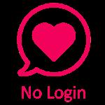Random Chat & Date - No Login Icon