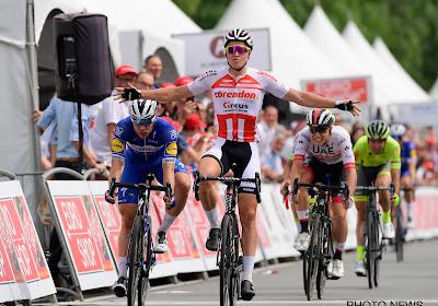 Tim Merlier toont zich ook op nationaal kampioenschap Belgische sprintkoning, ook medaille voor Wout van Aert