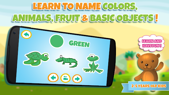 Learning Colors For Toddlers Apps Bei Google Play