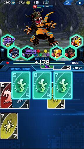 Digimon Heroes! screenshot 6