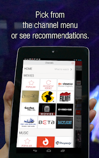Flipps HD - Movies, Music & TV - screenshot thumbnail