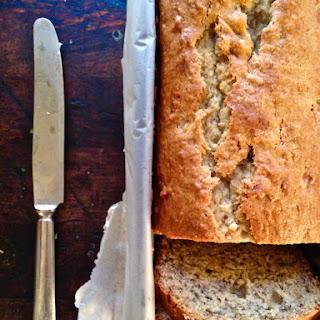 Soft Ricotta Banana Bread.