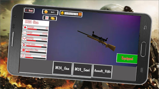 Sniper Assassin 3d: Sharp Shooter 2.0.2 {cheat|hack|gameplay|apk mod|resources generator} 3