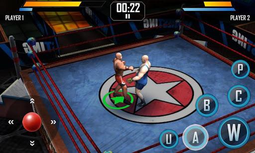 真実な角力3D - Real Wrestling