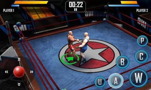 Real Wrestling 3D App Download For Android and iPhone 1