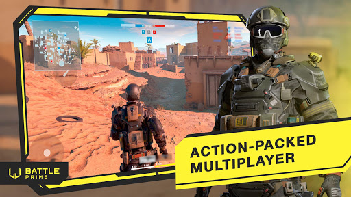 Battle Prime Online screenshot 2