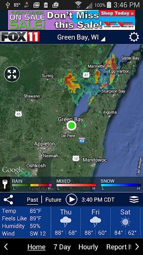 玩免費天氣APP|下載FOX 11 Weather app不用錢|硬是要APP