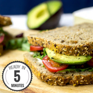 The Ultimate Avocado Sandwich