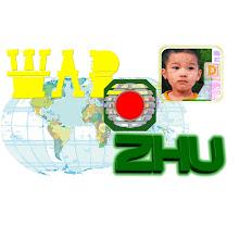 Photo: logo v3 of baby son, warrenzh, 朱楚甲's first domain, warozhu.com. visit http://www.warozhu.com