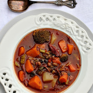 Bean Soup Dry Beans Recipes