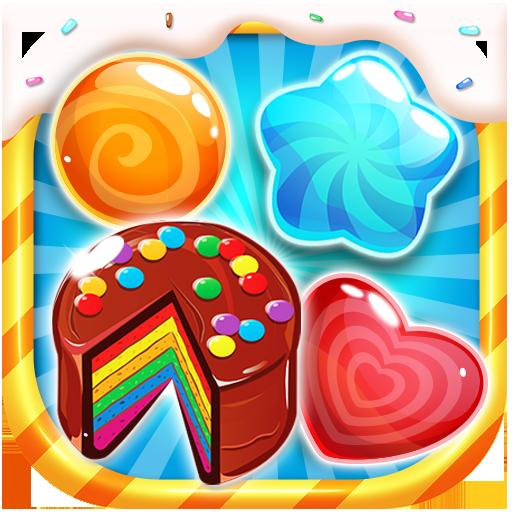 街機App|疯狂的糖果 LOGO-3C達人阿輝的APP