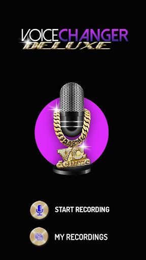 無料音乐Appのデラックスボイスチェンジャー|記事Game