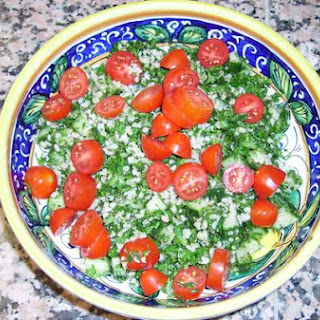 Best Ever Tabbouleh