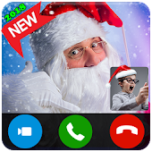 Phone Call From Mr Santa Claus - Live Video Call