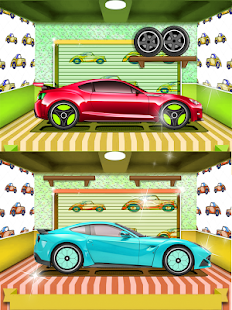 Sports Car Wash & Design Screenshot