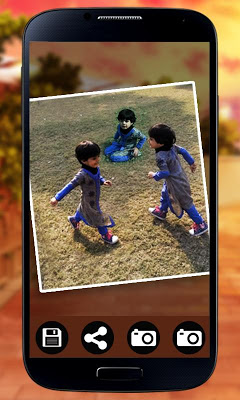 Clone Camera Twin Photos - screenshot