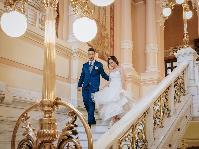 Fotógrafo de bodas Tania De la iglesia (HappyTime). Foto del 12.11.2018