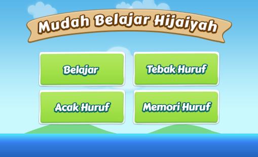 Belajar mudah Hijaiyah - náhled