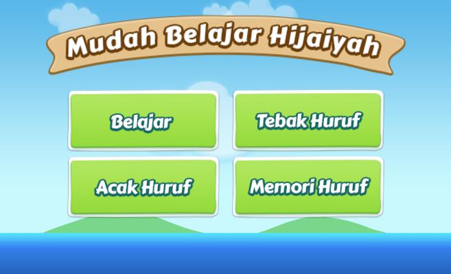 Belajar mudah Hijaiyah - screenshot