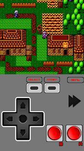 Retro8 (NES Emulator) Screenshot