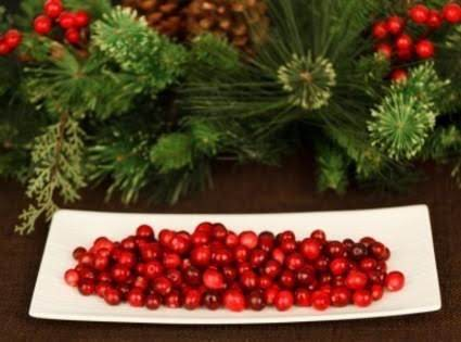 Cranberry-pomegranite Relish (connie's) Recipe