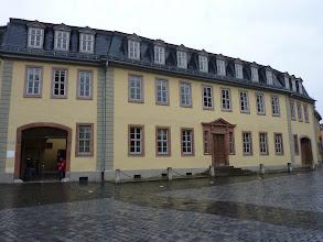 Photo: Weimar, Goethes Wohnhaus