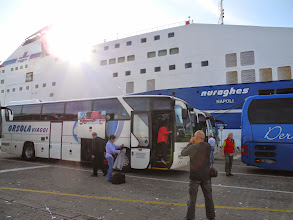 Photo: 26-4-2014 arrivo a Porto Torres