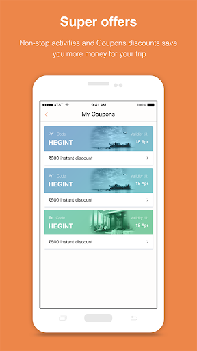 HappyEasyGo - Cheap Flight & Hotel Booking App 2.2.9 4