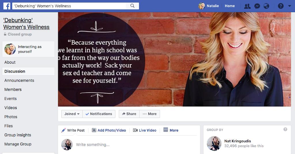 Debunking Facebook Group