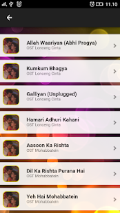 Lagu Lonceng Cinta Mohabbatein screenshot