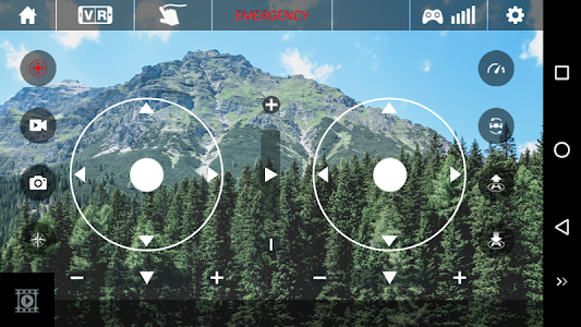 ARCHOS Drone Remote screenshot 2