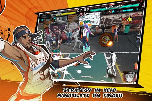 Streetball Hero - 2017 Finals MVP 1.1.8 screenshots 17