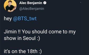 alec benjamin invite