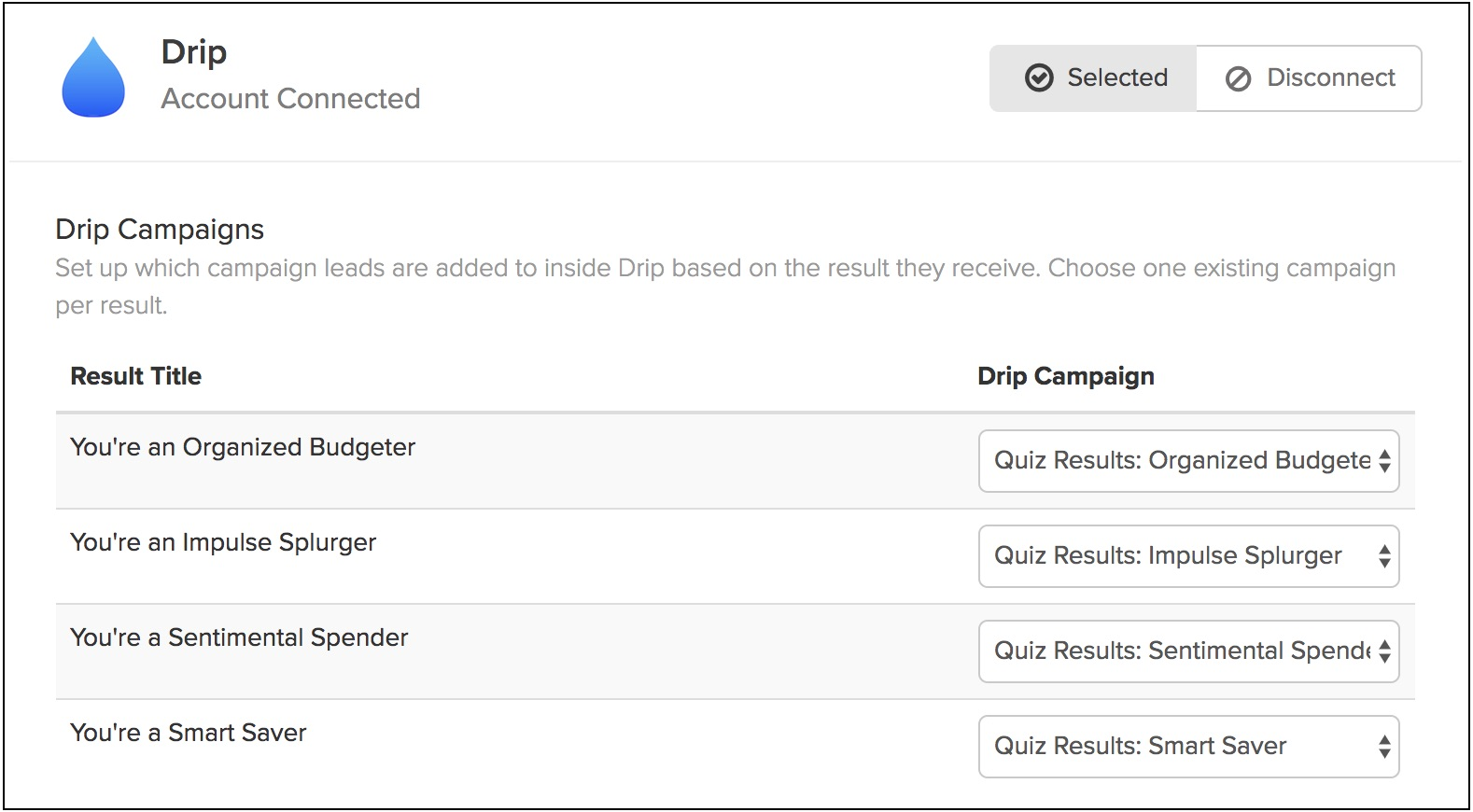 Use Interact and Drip to Make High-converting Online Quizzes