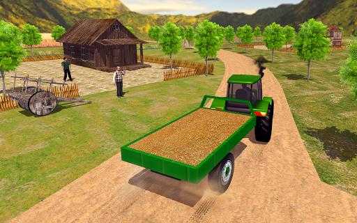 Farming sim 2018 - Tractor driving simulator apkdebit screenshots 9