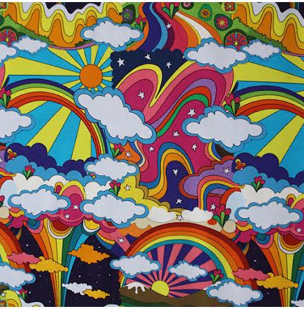 EKO Woodstock Bomullstrikå