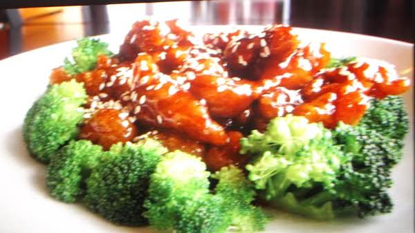 Eddie's Sesame Chicken Recipe
