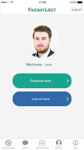 FindMyLost - Lost & Found- screenshot thumbnail