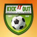 Kick it out icon