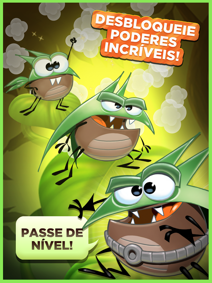 Best Fiends: captura de tela