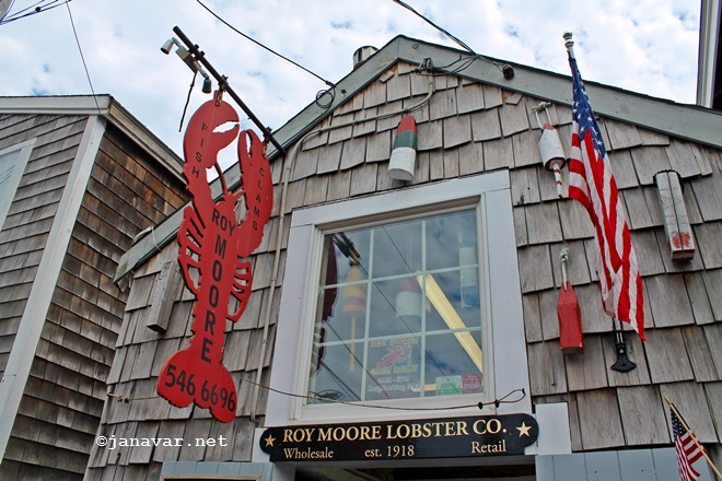 Travel: Rockport, MA - Roy Moore Lobster Co.