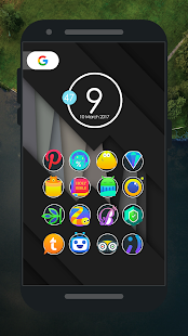 Luwix - Icon Pack Screenshot