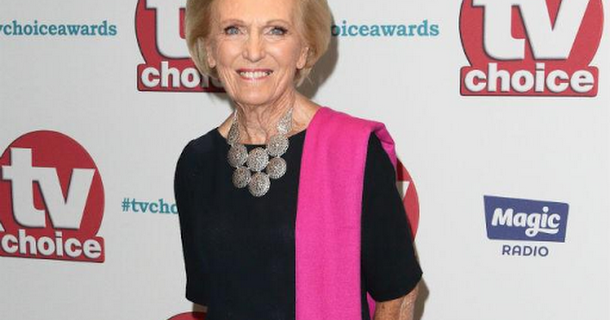 Mary Berry thinks GBBO will last years