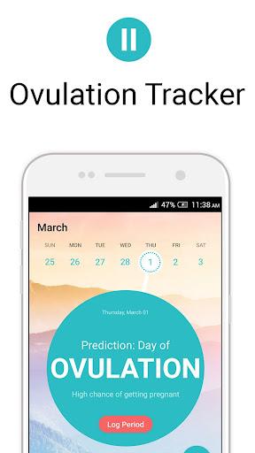 Period Tracker Flo, Pregnancy & Ovulation Calendar Screenshot