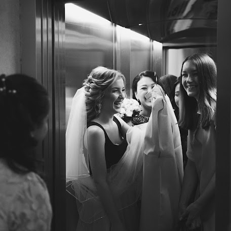 Wedding photographer Vladimir Kiselev (WolkaN). Photo of 28.09.2017