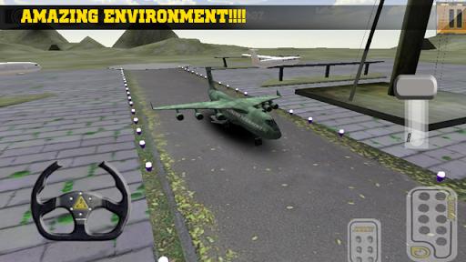 Airplane Pilot Driving Test