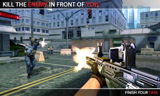 SWAT Anti-Terrorist Elite Shot - náhled