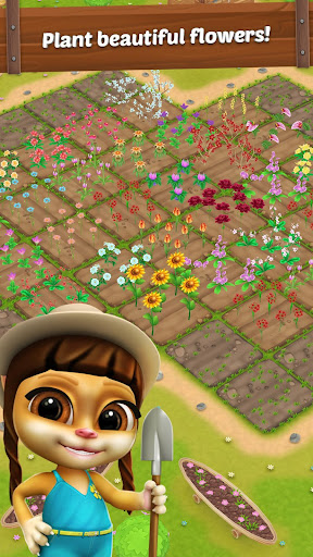 Emma the Cat Gardener: My Virtual Pet 2.1 screenshots 8